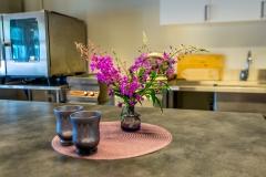 Passer godt til grupper på 20-40 personer. Eget kjøkken, Convektion ovn, oppvaskmaskin, kaffetrakter, lydanlegg og kjøl/frys.